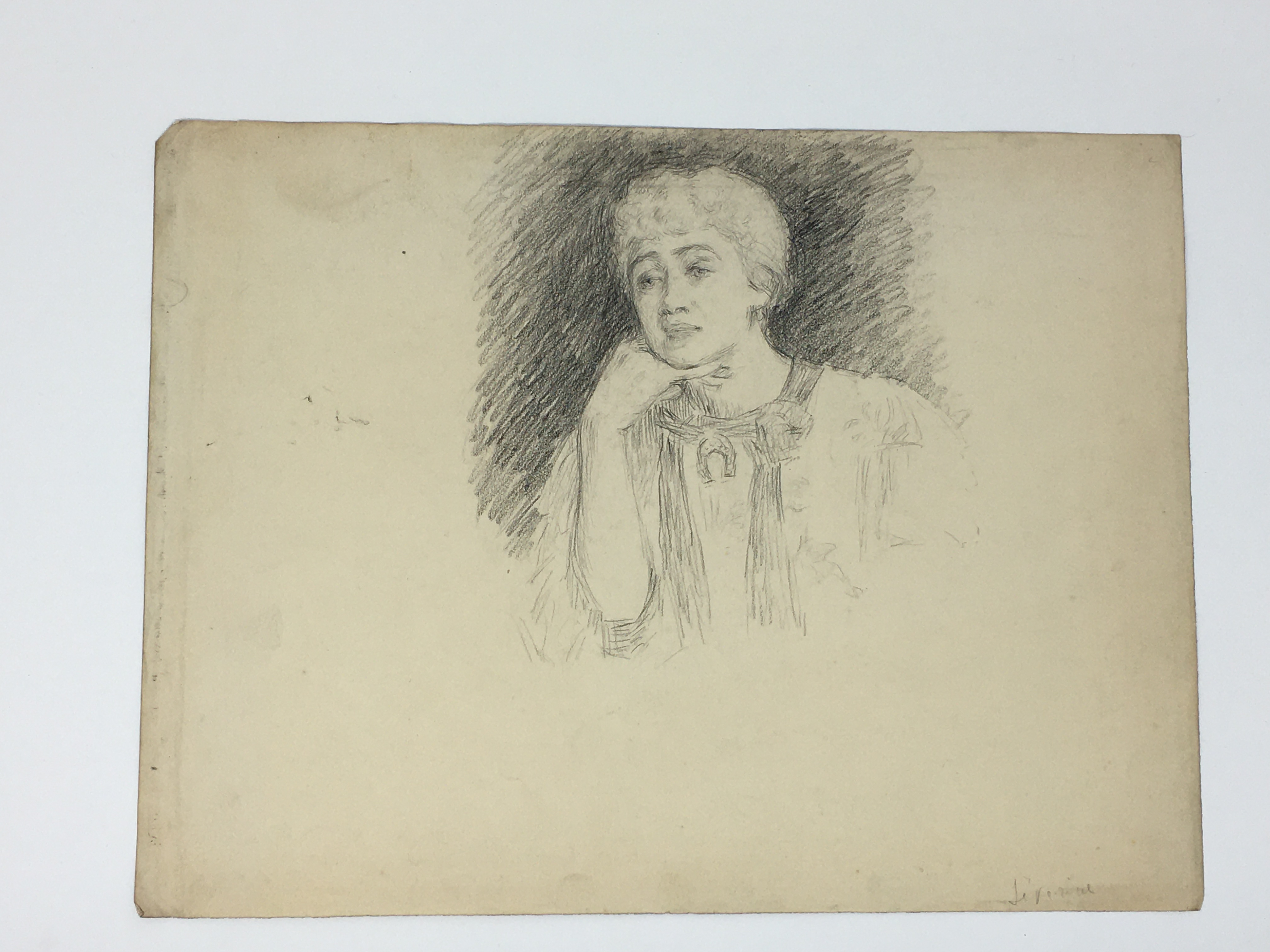 J'Accuse Newspaper, Emile Zola Quote, Signed Dreyfus Portrait, Rare Trial Drawings & Schwartzkoppen - Image 62 of 74