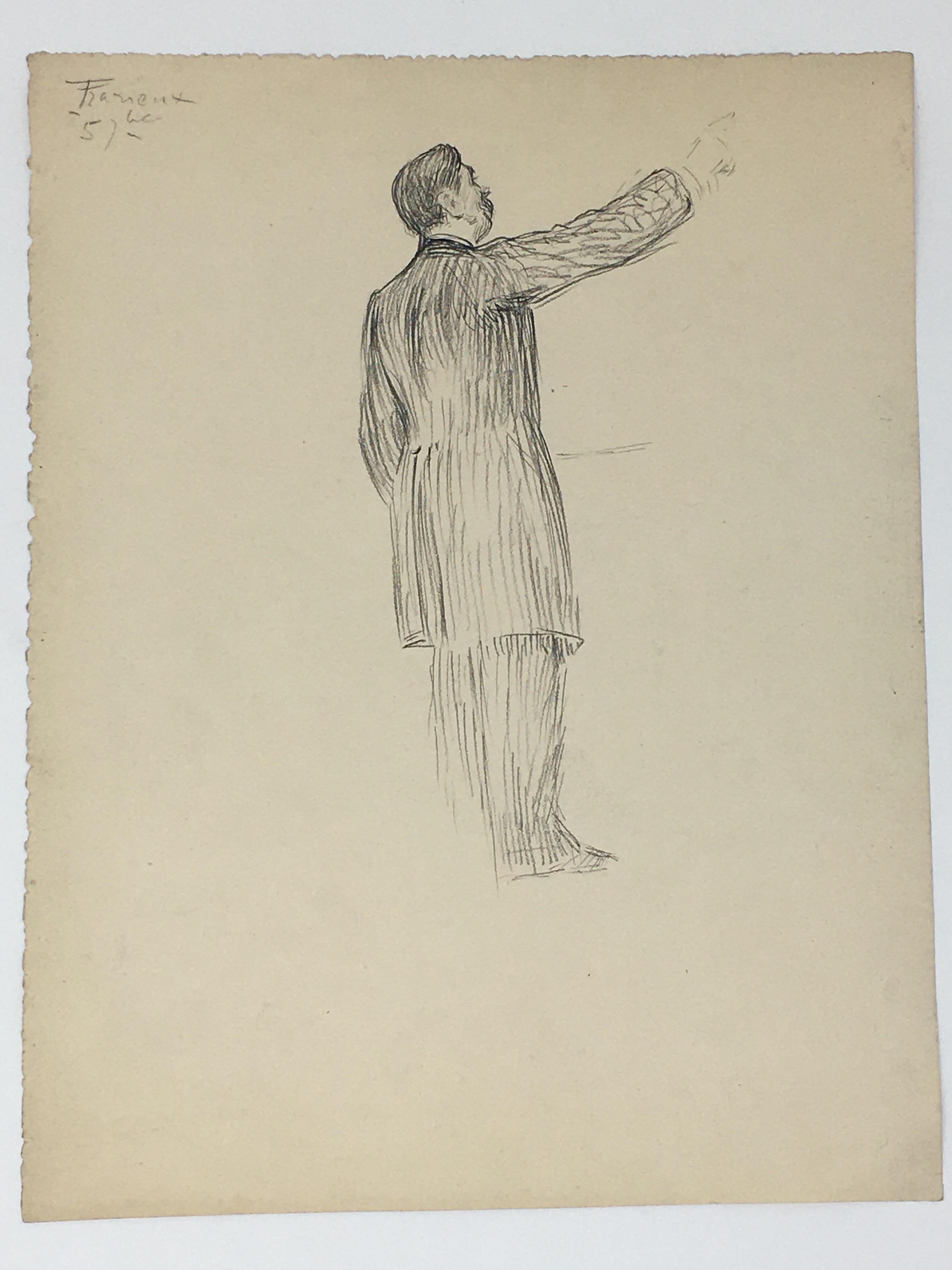 J'Accuse Newspaper, Emile Zola Quote, Signed Dreyfus Portrait, Rare Trial Drawings & Schwartzkoppen - Image 71 of 74