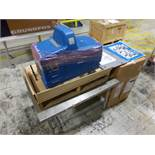 Nordson hot melter gluer, model Problue, ser. no SA117C33278 [1st Flr Main Shipping Area]