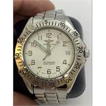BREITLING A17035 AUTOMATIC WATCH