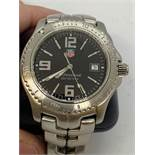 TAG HEUER WATCH STAINLESS STEEL