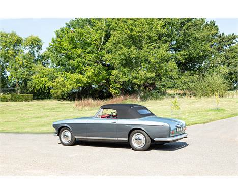 Offered from the estate of the late John Surtees, CBE1957 BMW 503 3.2-Litre CabrioletRegistration no. BEE 46Chassis no. 69141