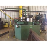 "ROUNDO MDL. R-6-S ANGLE ROLL new 2001, Section Bending Machine, 6"" x 6"" x 5/8"" Capacity, 3 roll"