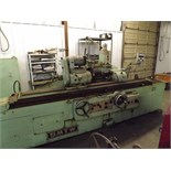 "SMTW 12"" X 60"" MDL. MG1432AX1500 GRINDER, S/N 294 The client will load this machine for an"