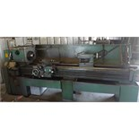 "LEBLOND 16"" X 80"" LATHE, 3"" spdl. bore, taper attach., steadyrest, S/N 12E-776 The client will"