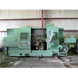 "NISSIN MDL. NST-40/125 CNC LATHE, rewired & retrofitted in 2010, NCT CNC control, 26"" sw. over"