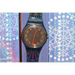 Swatch collectors club 25th anniversary wristwatch