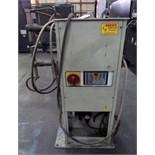 SPOT WELDER, TECNA MDL. 4608NA ROCKER ARM-TYPE, 50 Kva max welding power, 3350 amps. thermal current
