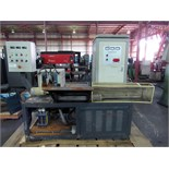 INDUCTION HEATING UNIT, 3VI INDUCAO, 100 kW, 1250 deg. C heating capability, 280 kg max. weight