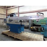 "WATERJET CUTTER, DARDI MDL. DWJ2020-FB, new 2012, 78"" x 78"" X/Y cutting cap., 5.9"" vert. cutting"