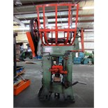"FRICTION SCREW-TYPE FORGING PRESS, GUTMANN MDL. PF80, 80 T., 13.5"" X 17"" bed area, 8"" stroke, 16"""