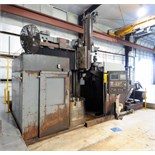 "CNC VERTICAL BORING MILL, BULLARD 56"" DYNATAPE, retrofitted 9/2008 by Essex Machine Tool Services,"