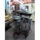 "CLICKER PRESS, USMC HYTRONIC MDL. A, 19"" x 40"" tbl., 24"" x 20"" ram, S/N N.A. (Location C -"