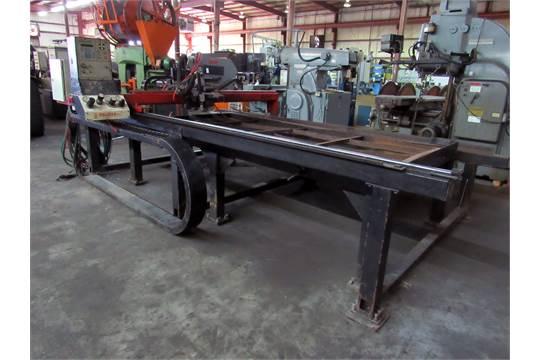 CNC CUTTING MACHINE, WALMAR S R L  MDL  WM1500X3000, 5' x 10