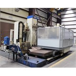 "CNC HORIZONTAL MACHINING CENTER, DAEWOO MDL. ACE-B130, Fanuc Series 16-M CNC control, 5.12"" spindle,"