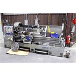 "ENGINE LATHE, SHARP MDL. 268OC, spds: 15-1500 RPM, 26"" sw. over bed, 80"" dist. btn. centers, (2)"