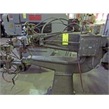 "CIRCLE SHEAR, LIBERT MDL. HS HIGH-SPEED, 36"" throat, air clamp w/outboard ( Location C - Houston,"