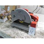 """Milwaukee 6180-20 14"""" Abrasive Wheel Cut-Off Saw, Does Not Run (Building A)"""