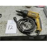 """DeWalt DW511 1/2"""" Hammer Drill (Building A)"""