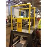 Mild steel conveyor crossover. Located in Marion, Ohio Rigging Fee: $100