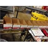 Hytol empty box conveyor. Located in Marion, Ohio Rigging Fee: $250