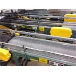 Hytrol belt conveyor 16 inch x 5 feet long. Located in Marion, Ohio Rigging Fee: $200