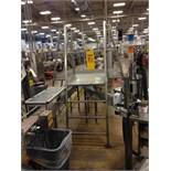 Alum Conveyor Crossover. Located in Marion, Ohio Rigging Fee: $100