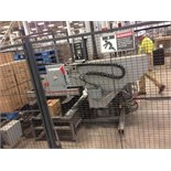 FMC Palletizer Pallet loader- w/pallet exit converter. Located in Marion, Ohio Rigging Fee: $1200