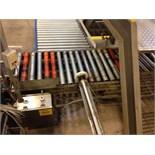 Full Case Power Roller Conveyor. Located in Marion, Ohio Rigging Fee: $250
