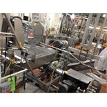 Demaco, model S-4001, SS Single Barrel Extruder, 4 inch barrel, East Extruder Located In Macon,