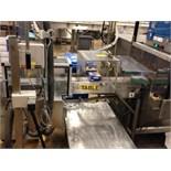 Arrowhead SS conveyor inch table top chain, S curve 10 foot conveyor. Located in Marion, Ohio