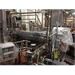 Demaco model S-5001, SS Single Barrel Extruder, 5 1/2 inch barrel, West Extruder Located In Macon