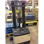 Crown electric pallet jack WS 2000 series. Located in Marion, Ohio Rigging Fee: $75