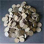 Collectable Coins 800g Bag of British Three Penny Bits NO RESERVE
