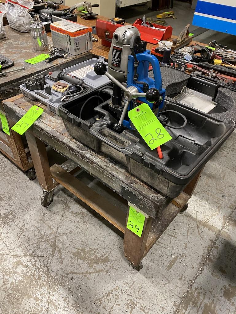 Lot 29 - wooden cart