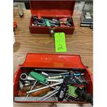 Tool Box's with contents