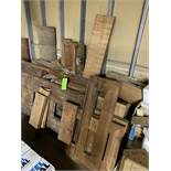 wood, specialty custom woods of various sizes