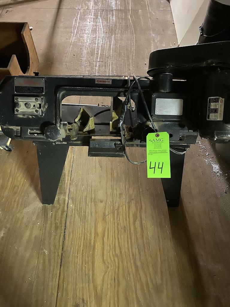 Lot 44 - horizontal metal saw