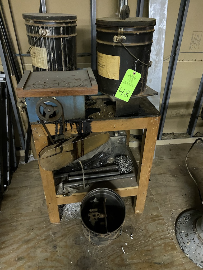 Lot 48 - special build Resin Hardener Resin Mixer