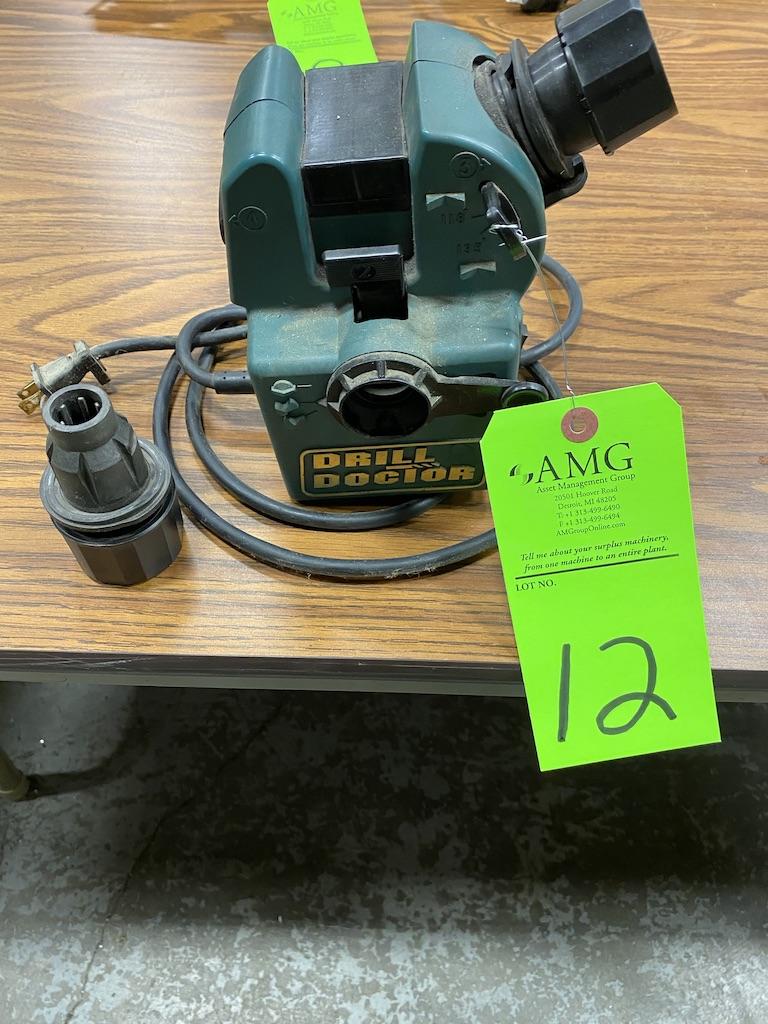 Lot 12 - Drill Doctor Drill sharpener