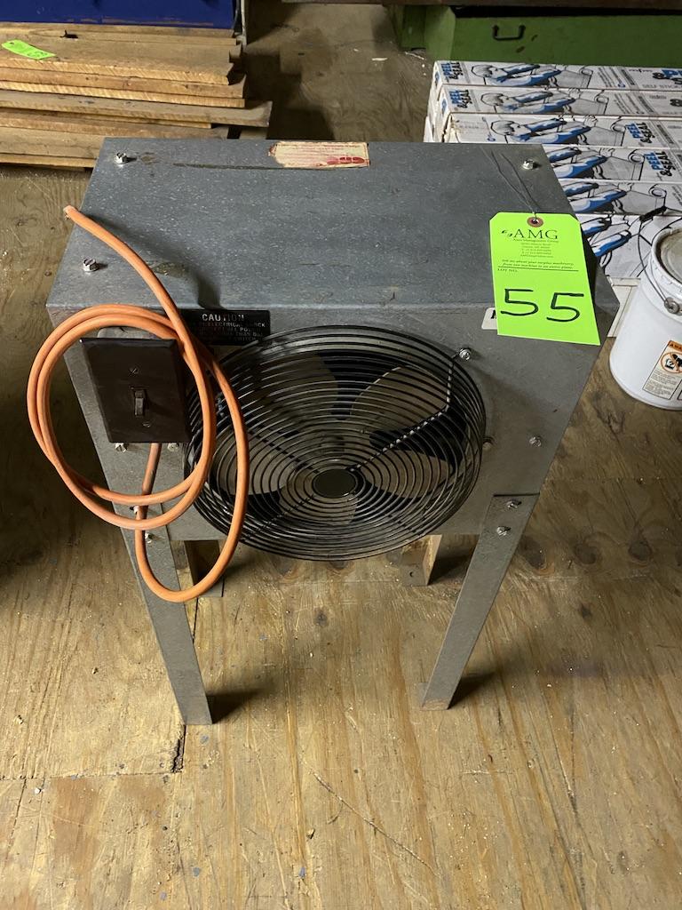 Lot 55 - air dryer
