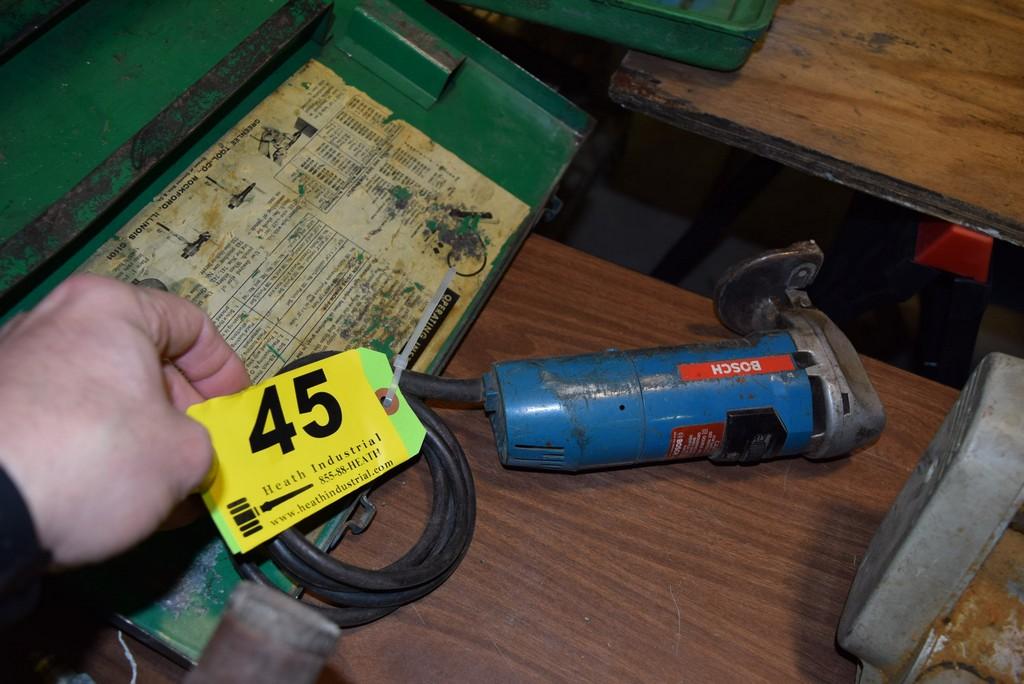 Lot 45 - BOSCH SCINTILLA SA ELECTRIC NIBBLER