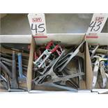 LOT - MISC CLAMPING DEVICES