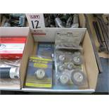 LOT - ASSORTED WIRE WHEELS AND OTHER ABRASIVES