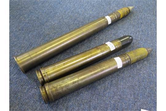 Dating artillery shells