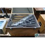 """(12 PIECES) PHASE II 1"""" - 12"""" MICROMETER SET"""