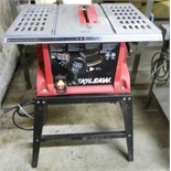 """SKILSAW MOD.3310 10"""" BENCH-TOP TABLE SAW w/ FIXED STAND"""