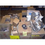 LOT OF WHEELS: grinding, cut-off & abrasive, assorted