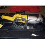 "RIGHT ANGLE DRILL, DEWALT 1/2"", Mdl. DW-124"