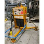 ANVER BA1-FV VACUUM SHEET LIFTER WITH 250 LBS CAPACITY, SELF CONTAINED 12V POWER PACK WITH BUILT